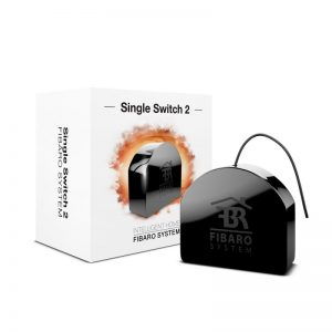 Fibaro Single Switch 2, Z-Wave Plus – Kapcsoló modul