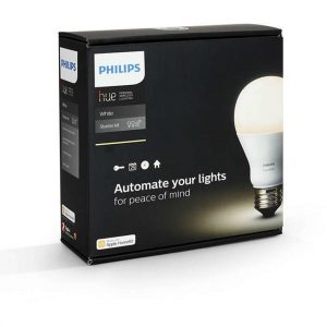 Philips HUE Starter kit E27 White A60 2 Darab + Bridge