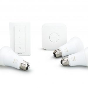 Philips HUE 10W A19 E27 (3 darab) EU + Switch