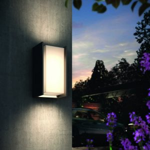 Philips HUE Turaco wall lantern anthracite 1×9.5W