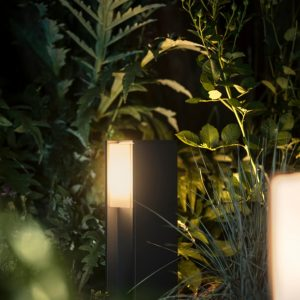 Philips HUE Turaco pedestal anthracite 1×9.5W 230V