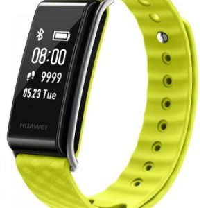 HUAWEI A2 COLOR BAND, YELLOW-GREEN