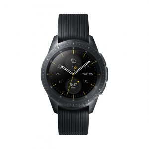 Samsung SM-R810NZKAXEH Galaxy Watch – Midnight Black