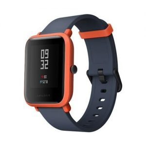 Xiaomi Mi Amazfit Bip smart watch, Cinnabar Red