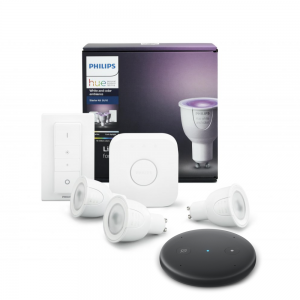 Philips HUE White And Color Ambiance GU10 + Amazon Echo Input