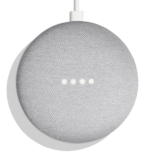 Google Home Mini – Szürke