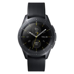 Galaxy Watch – Éjfekete, 42mm