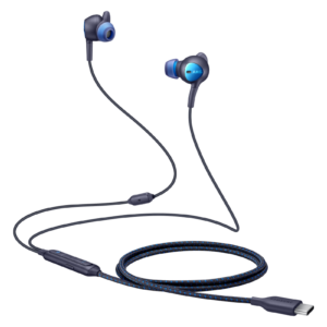 EO-IC500BBEGWW ANC Type-C Earphones, Black,