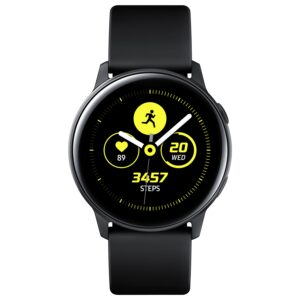 Galaxy Watch Active – Fekete