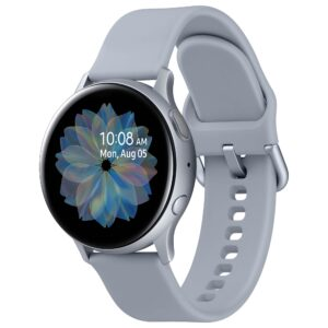 Galaxy Watch Active 2 (Aluminium) – Ezüst, 40mm